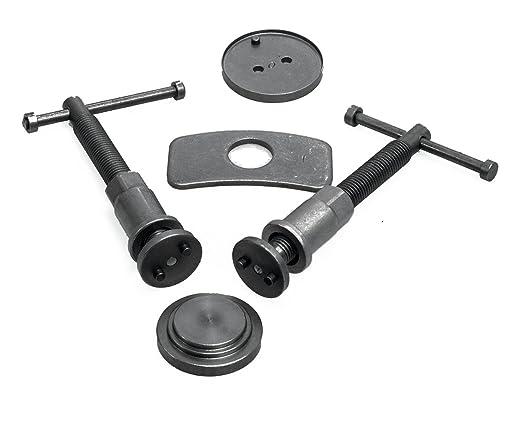Pistones para discos de freno – Juego de pistones de freno, con estuche y 21 adaptadores: Amazon.es: Bricolaje y herramientas