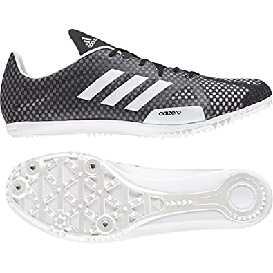 adidas Performance Men's Adizero Ambition 4 Running-Shoes, Core Black, Ftwr  White,