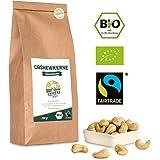 Bio Fairtrade Cashewkerne: Naturbelassen (700g)