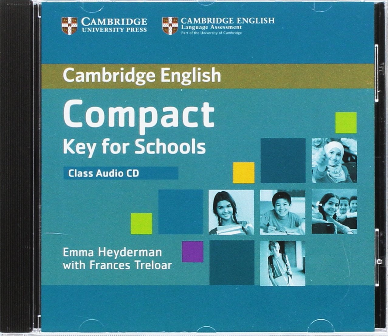 Download Compact Key for Schools Class Audio CD PDF