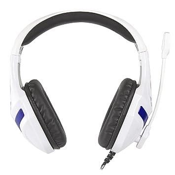 Mars Gaming MHRM - Auriculares gaming del Real Madrid Baloncesto (micrófono plegable, 40mm neodimio