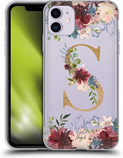 Head Case Designs Officially Licensed Ninola Butterflies Gold Green Floral 2 Glossy Vinyl Sticker Skin Decal Cover Compatible with  Kindle Oasis