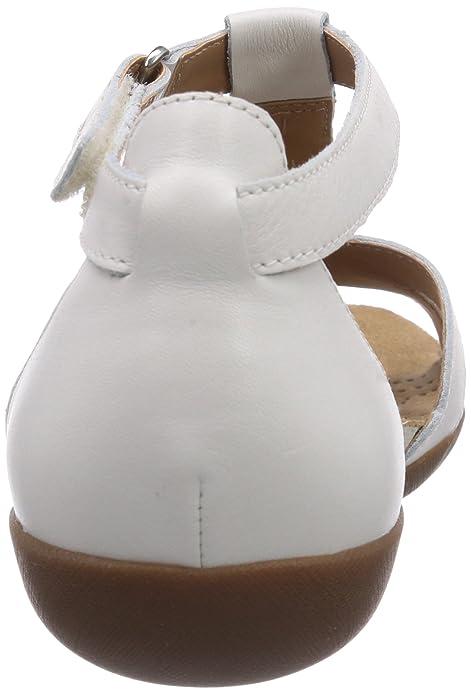 d6b28b6c5 Clarks Women s Raffi Scent Open Toe Sandals White Size  42 EU (8 UK)   Amazon.co.uk  Shoes   Bags