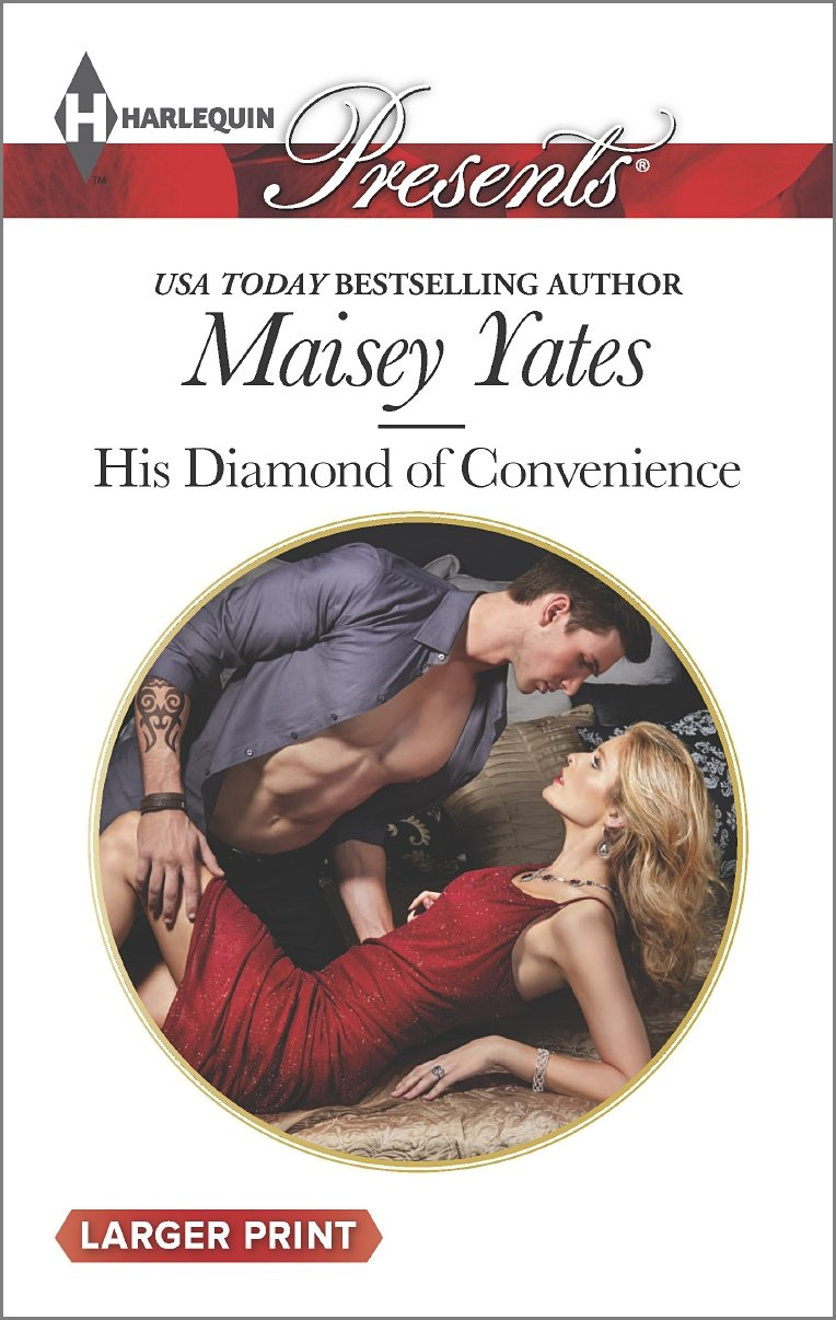 His Diamond of Convenience    (Harlequin Presents, No 3326) (Larger Print), Yates, Maisey