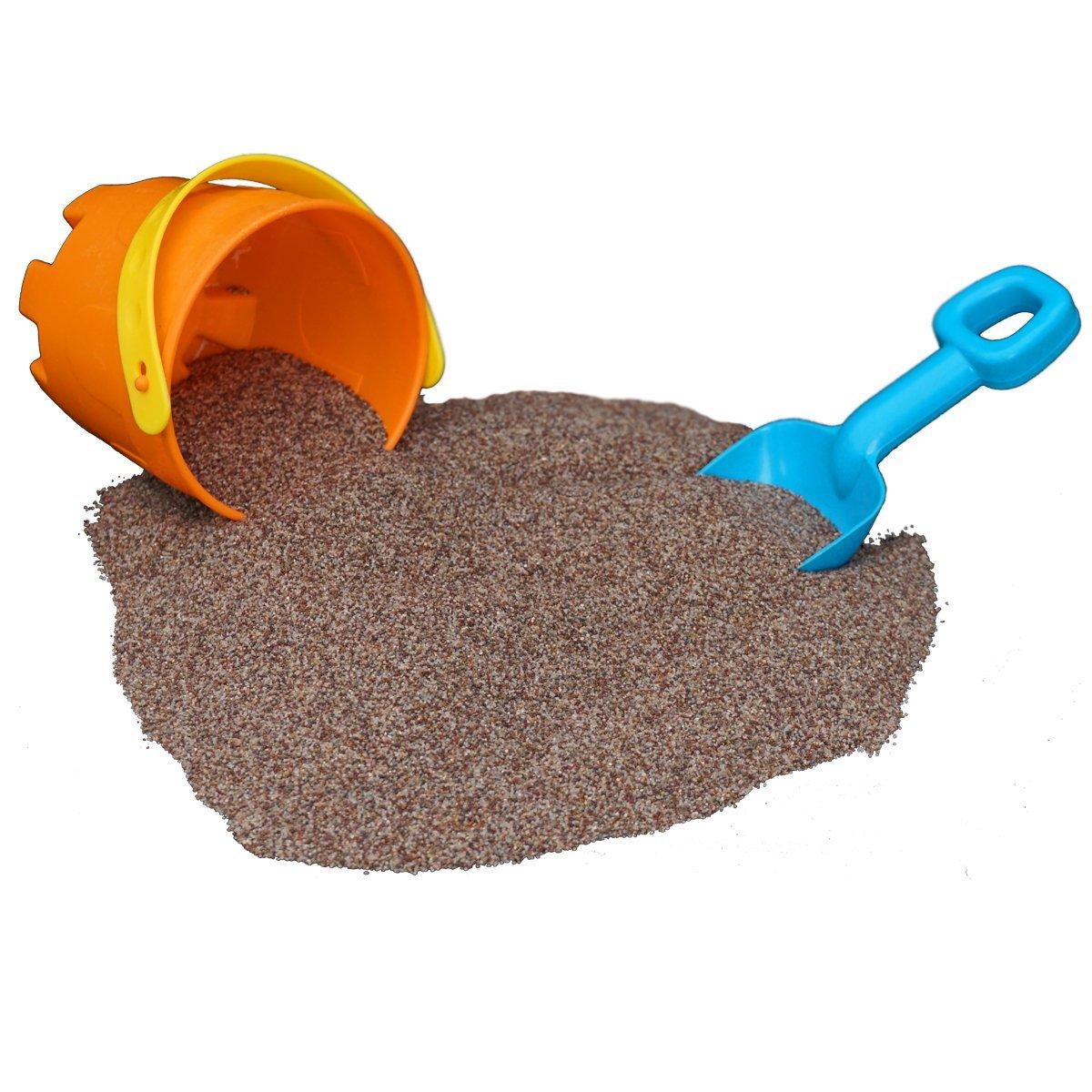 Jurassic RiverBed Play Sand - 25 Pound Sandbox Sand