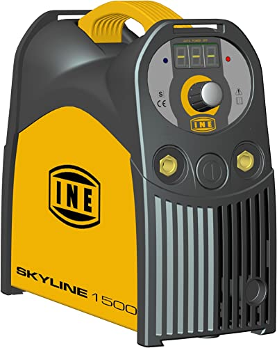 INE SKYLINE 1500 Inverter Power Source 230 Volt AC Welder for Stick Welding and Tig DC Lift Arc