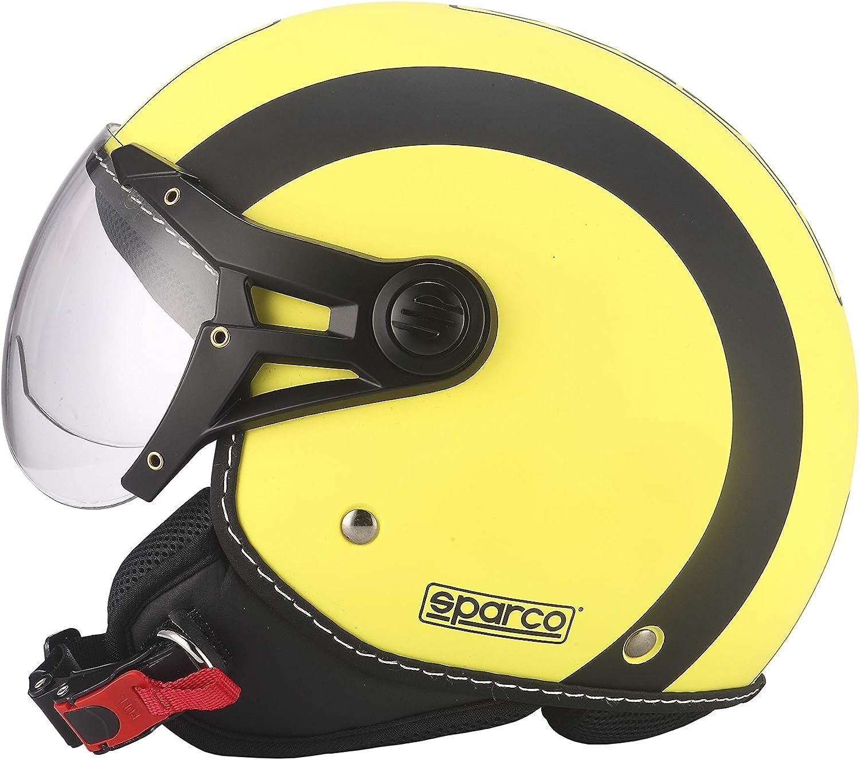 SPARCO Mens Green//Black Helmet 501 Size XL