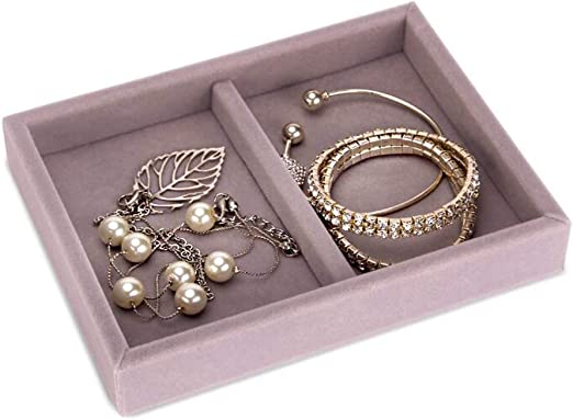 Amazon Com Sunnyday Shop Drawer Diy Jewelry Storage Tray Ring Bracelet Gift Box Jewellery Organizer Earring Holder Small Size Fit Most Room Space Bracelets Tray Home Kitchen
