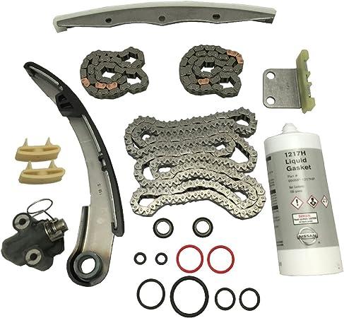 Amazon.com: Genuine Nissan OEM completa 3.5L Kit de Correa ...