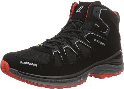 Lowa Innox Evo Gtx Qc, Zapatillas de trekking y senderismo Hombre,Negro, 48.5 EU: Amazon.es: Zapatos y complementos