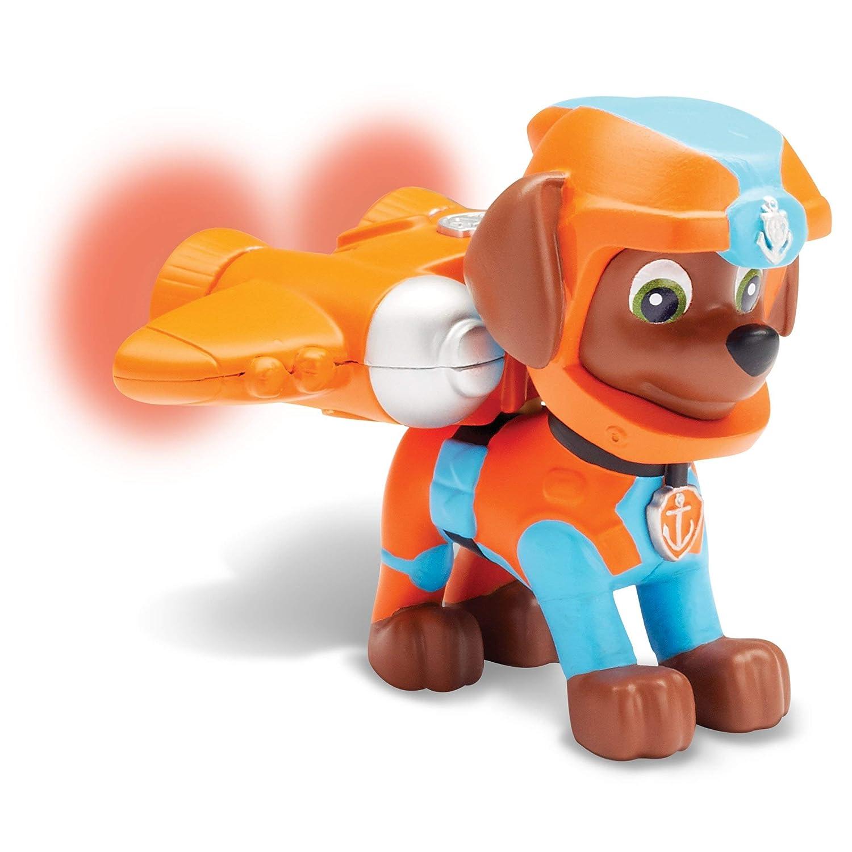 Figura:Skye Spin Master Light Up Selecci/ón Sea Patrol Deluxe Figura Paw Patrol Patrulla Canina