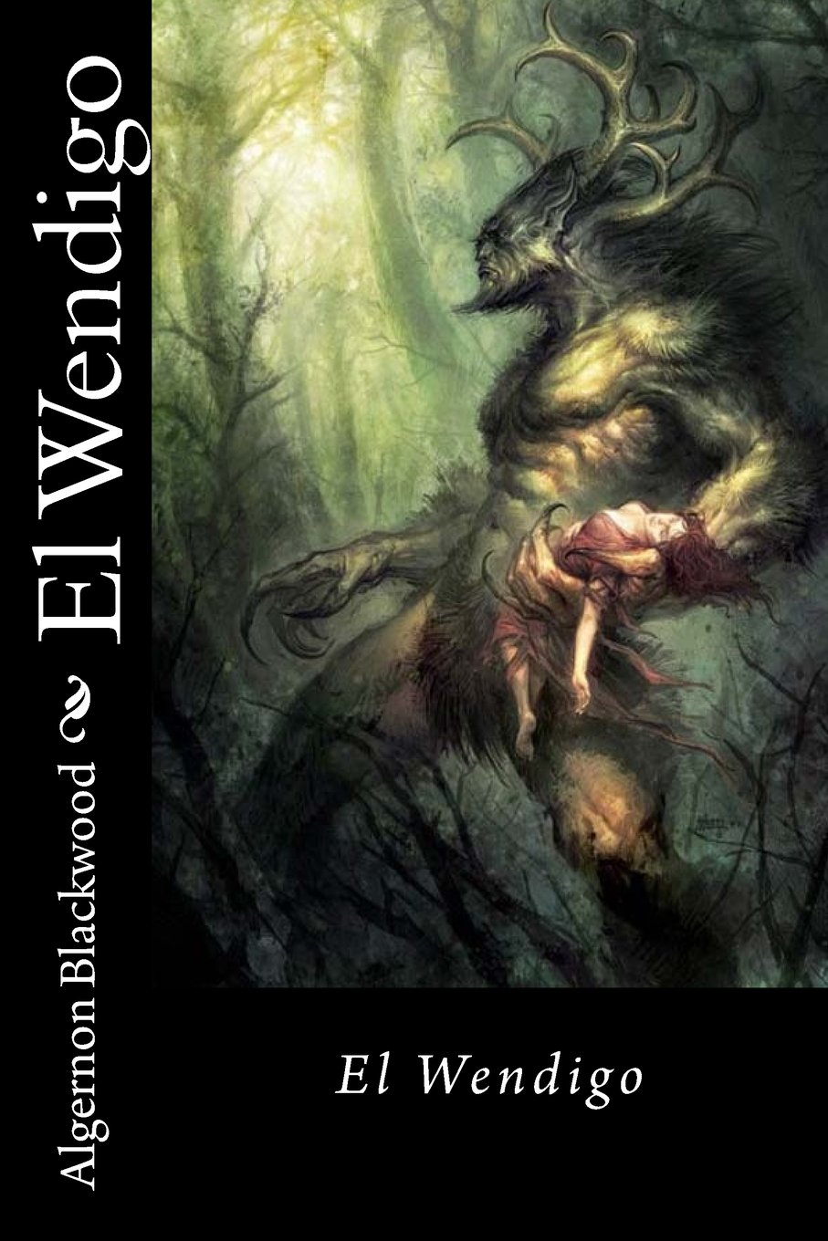 Buy El Wendigo Spanish Edition Book Online At Low Prices In India El Wendigo Spanish Edition Reviews Ratings Amazon In