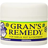 Gran's Remedy For Smelly Feet and Footwear by Gran's Remedy 50g