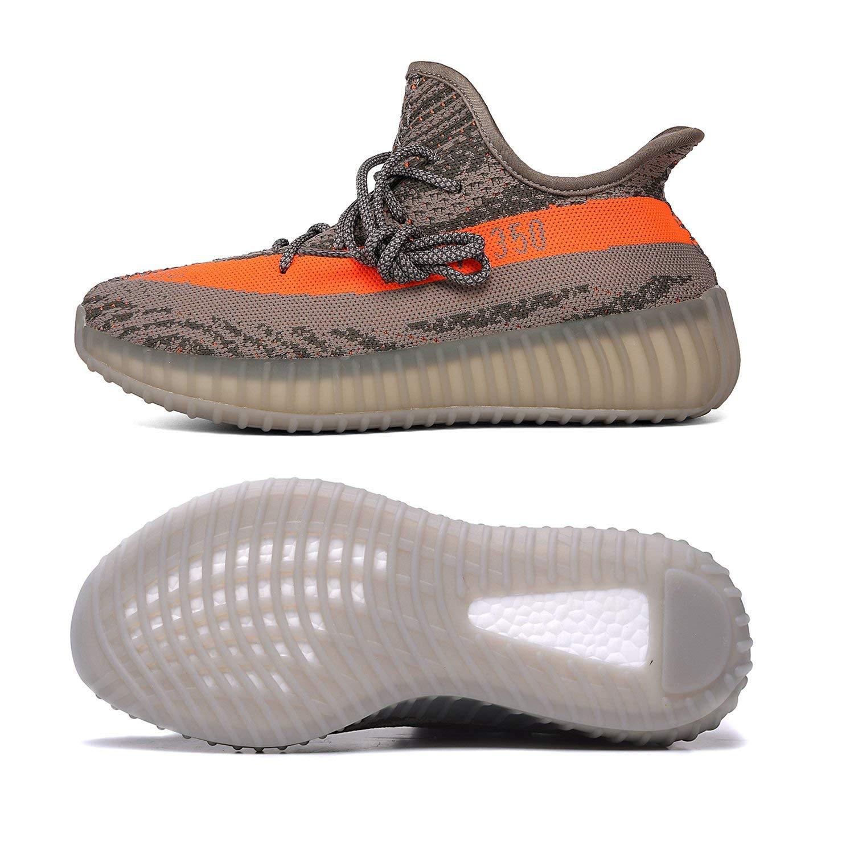 Boost 350 V2 Sneakers Neutral Adult Mesh Zapatillas para Correr Transpirables Zapatos Deportivos Ligeros Zapatos Casuales K9-XUTI-ISY0