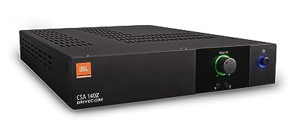 JBL CSA140Z Commercial Series Single-Channel 40W Power Amplifier