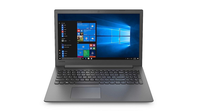 Lenovo Ideapad 130 7th Gen Intel Core I3 15.6 inch FHD Laptop   4 GB RAM / 1 TB HDD / Windows 10 Home / Black / 2.1Kg , 81H7001WIN Laptops