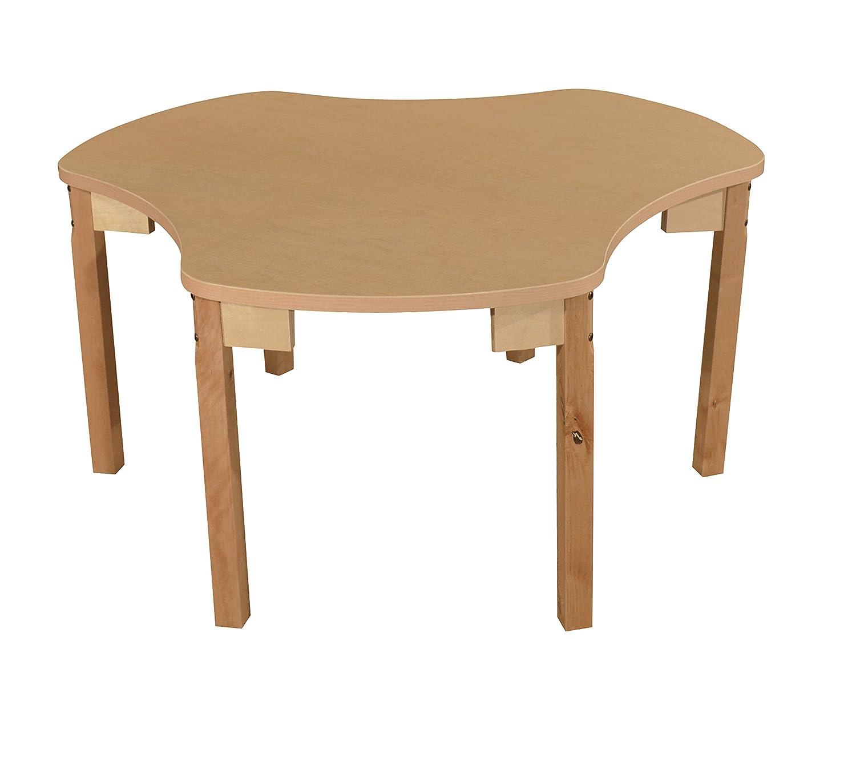 Sinergia aula pata para mesa con diseño de 48