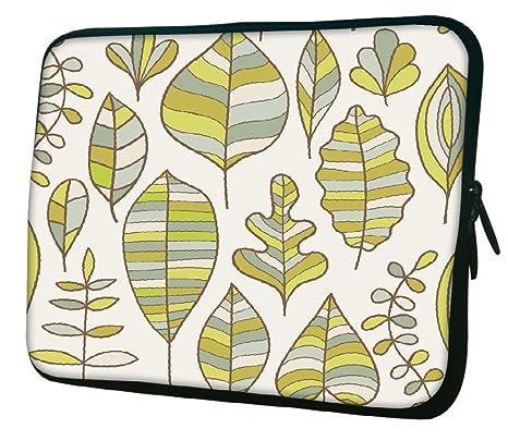 """Snoogg Multicolor hojas 17 """"pulgadas a 17.1"""" pulgadas a 17.2 """"pulgadas"""