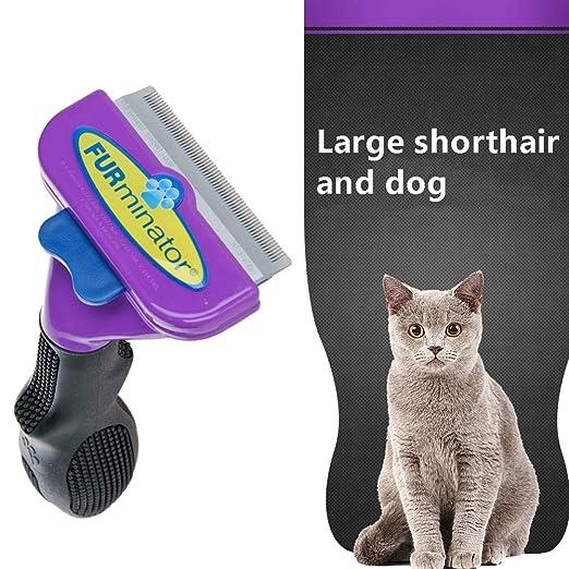 X10 Cepillo de Aseo para Perros Pequeños Medianos y Grandes Gatos ...