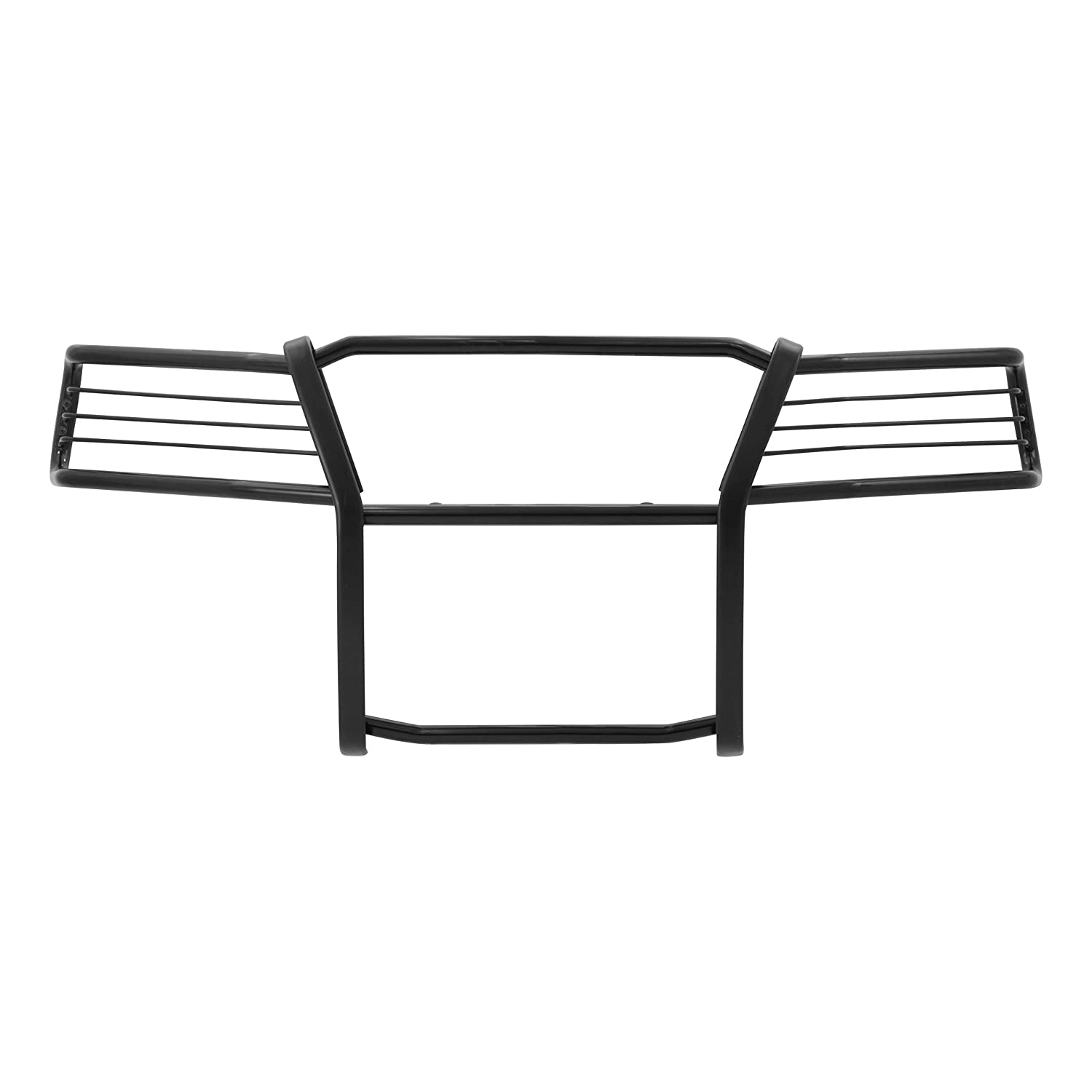 Lincoln Mark LT ARIES 3056 1-1//2-Inch Black Steel Grill Guard Select Ford F-150