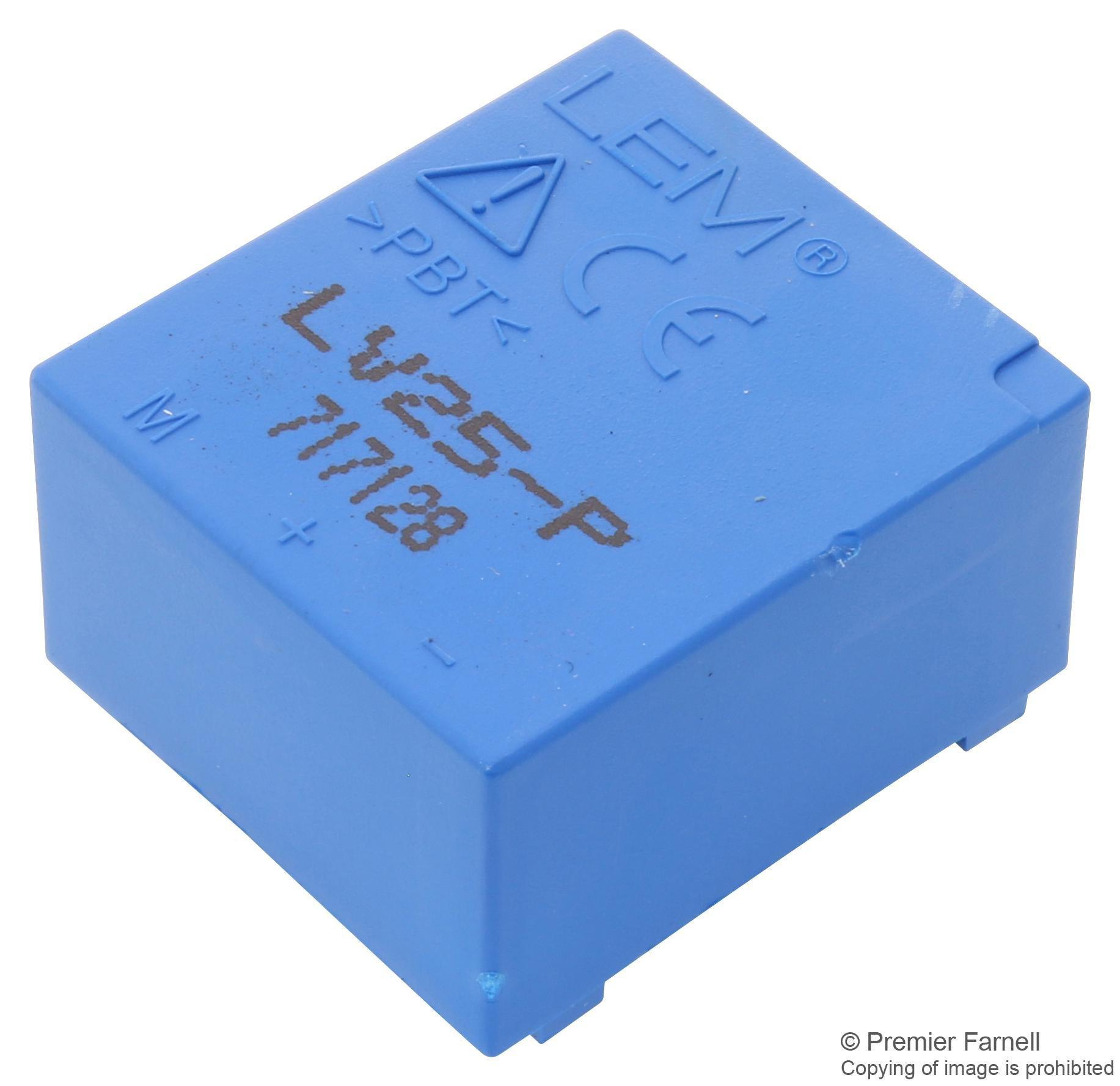 LEM LV 25-P VOLTAGE TRANSDUCER, 15V, 10mA,0.8%