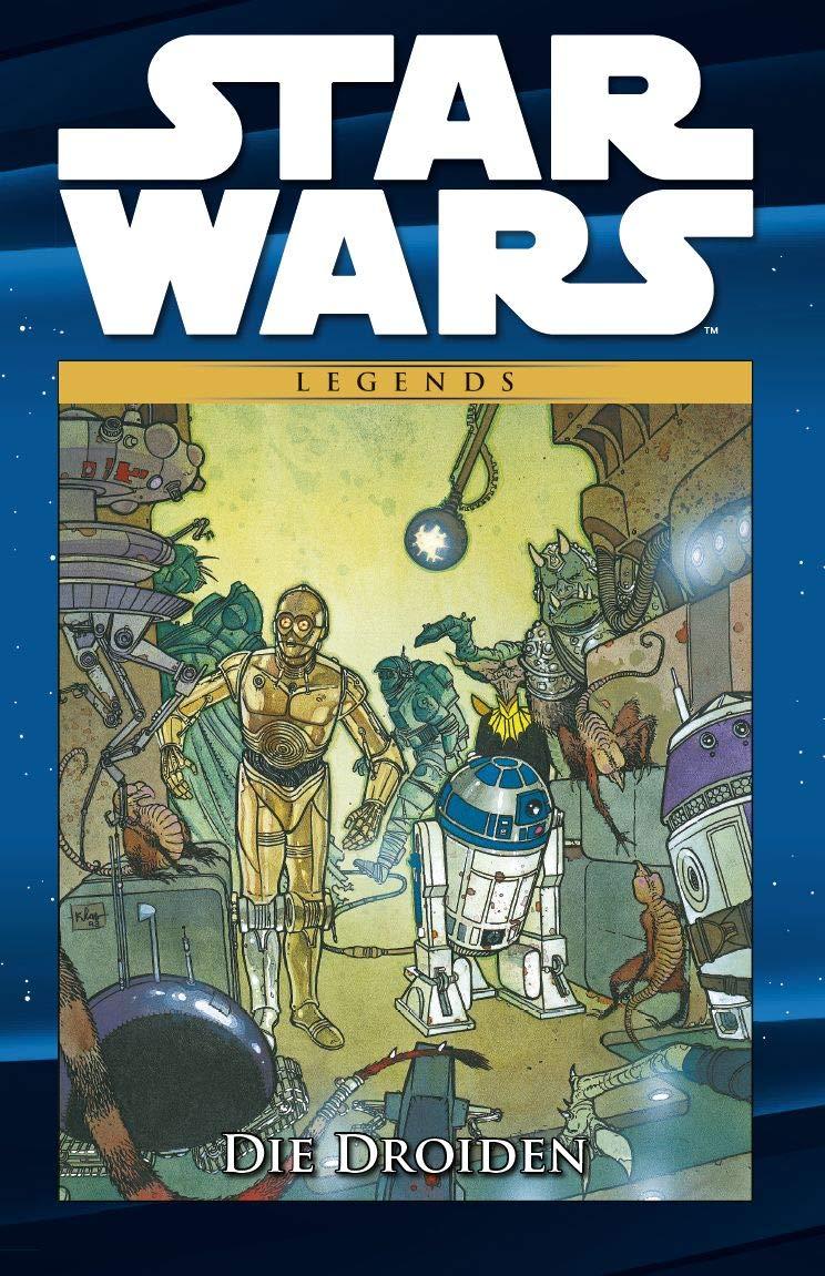 Star Wars Comic-Kollektion: Bd. 53: Die Droiden