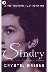 SINDRY: A Hurt/Comfort Gay Romance (The Fennys Den Series Book 2) Kindle Edition