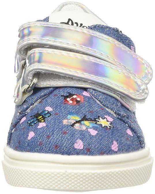 BALDUCCI Averi302, Zapatillas para Niñas, Azul (Jeans 302), 24 EU