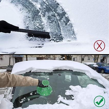 Grattoir /à glace pour voiture Multifonctionnelle Frost et neige neige neige avant Pour pare-brise de voiture