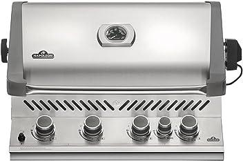 Napoleon Grills Built-in Prestige 500 with Infrared Rear Burner Propane Grill