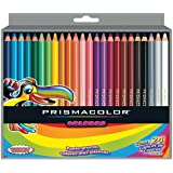 Prismacolor Scholar  Color Pencil Set,Pack of 24