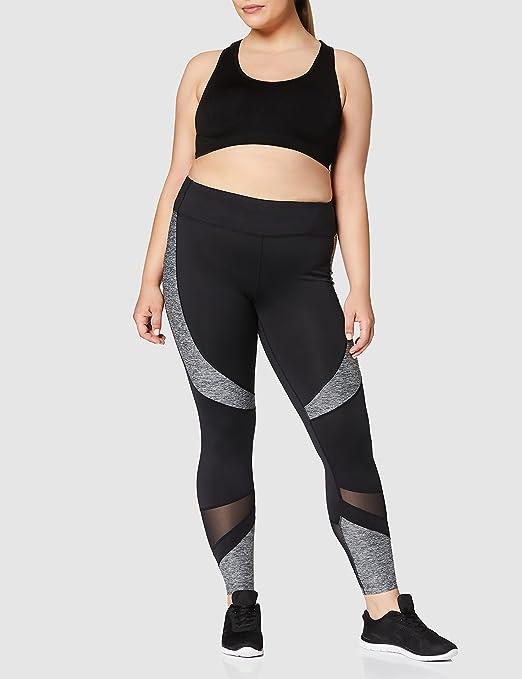 AURIQUE Womens Ombre Yoga Leggings Brand