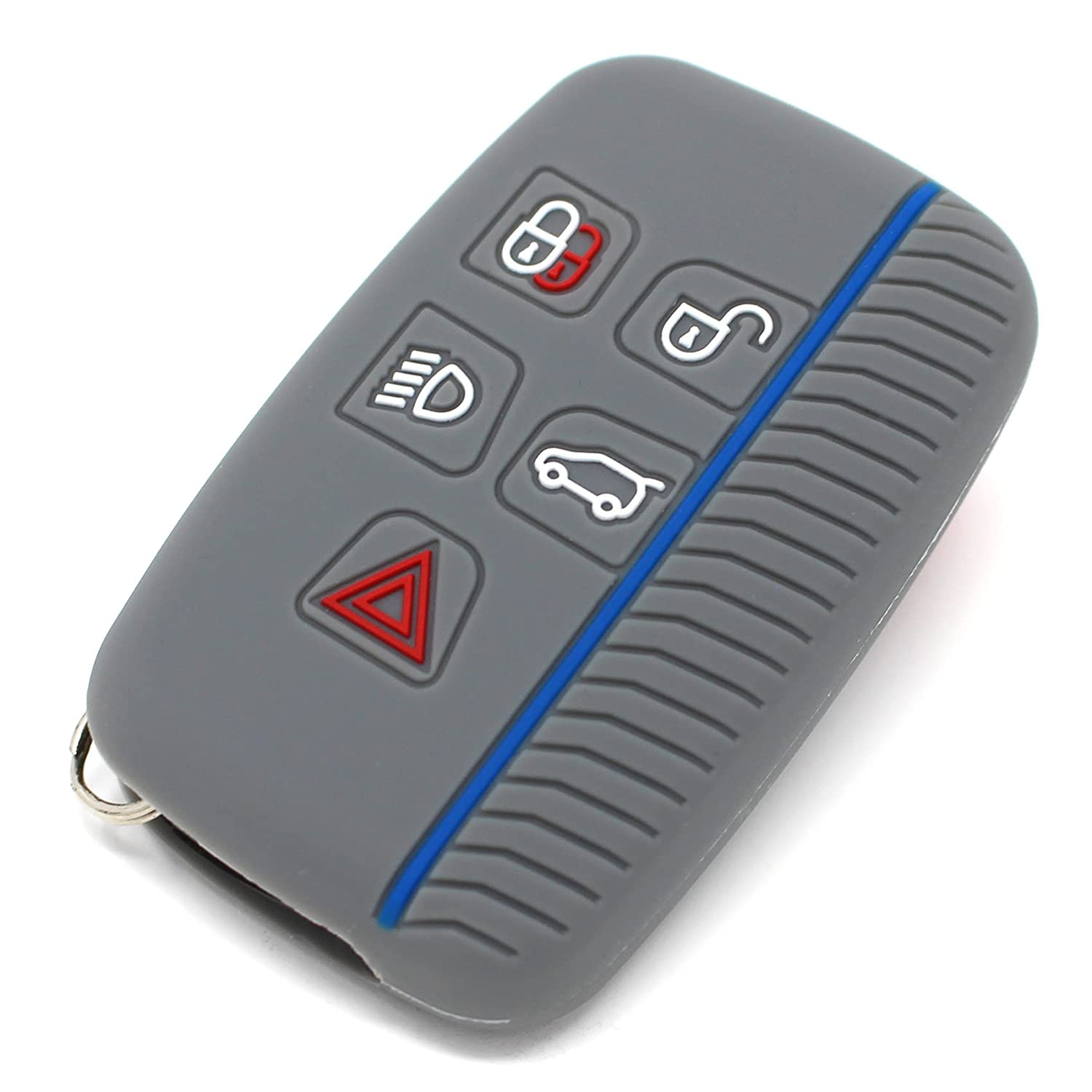 Finest-Folia LB silicone key cover for 5-button car keys