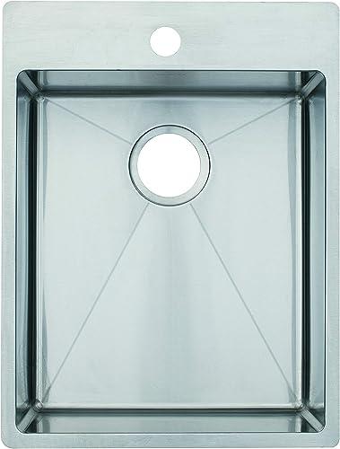 Franke HTS1722-1 Sink, 17 , Stainless Steel