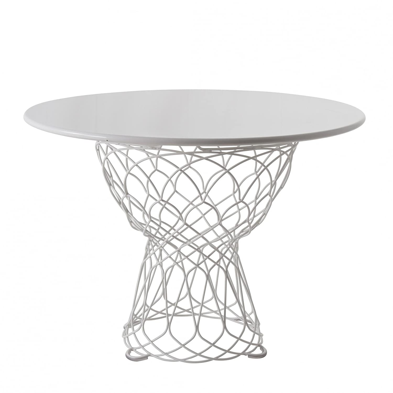 EMU Tisch Re-Trouve D105cm Weiß