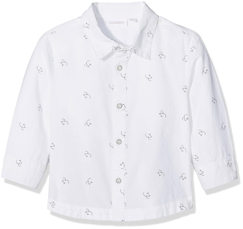 Noukie's Baby Boys' Chemise Smart Shirt Noukies Z756044
