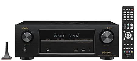 Denon Avrx1400H 7.2 Channel Av Receiver With Built-In Heos Wireless Technology <span at amazon