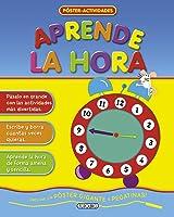 Aprende La Hora (Poster -