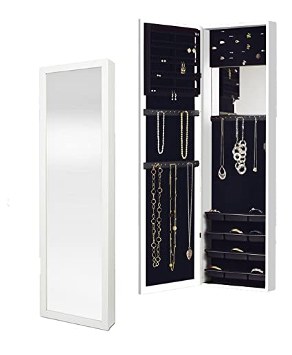 Amazon plaza astoria walldoor mount jewelry armoire white plaza astoria walldoor mount jewelry armoire white solutioingenieria Choice Image