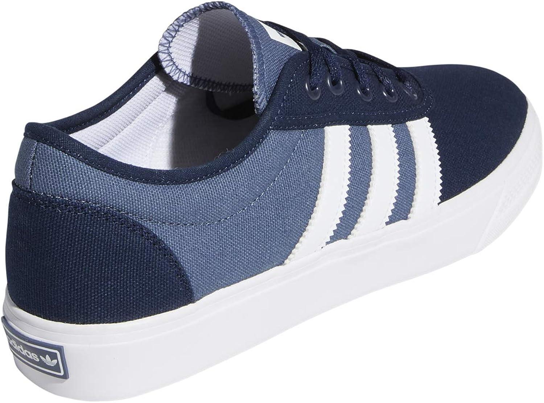 adidas Originals Adi-Ease Sneakers Uomini Marine Sneakers Basse Shoes Bleu Marine Blanc Bleu Nuit