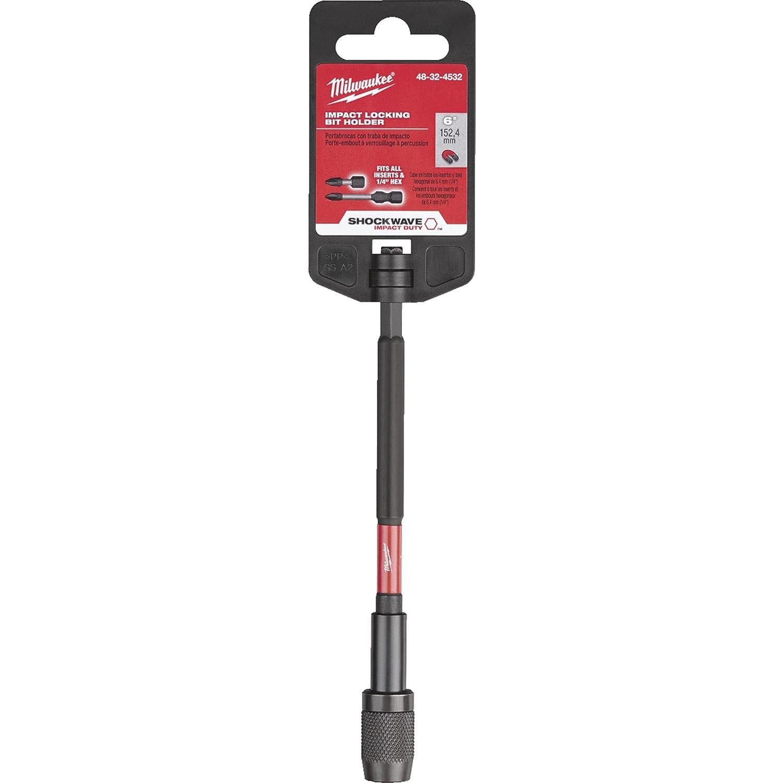 Milwaukee 48-32-4532 BIT Impact Locking Holder 6IN MILWAUKEE ELECTRIC TOOLS