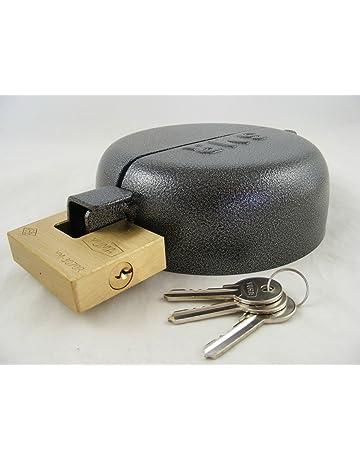 Anti robo Metal Cap cubierta dispositivo de bloqueo Depósito Combustible Diesel Kit de seguridad para cerradura