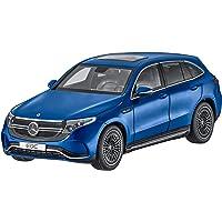 【Mercedes-Benz-Collection】EQC ブリリアントブルー 1:18 B66963757