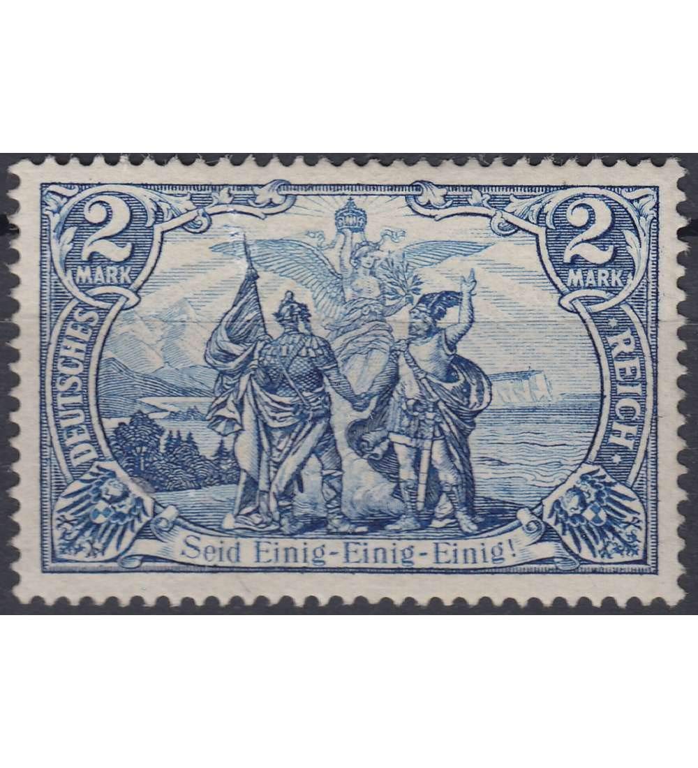 Goldhahn Deutsches Reich Nr. 82