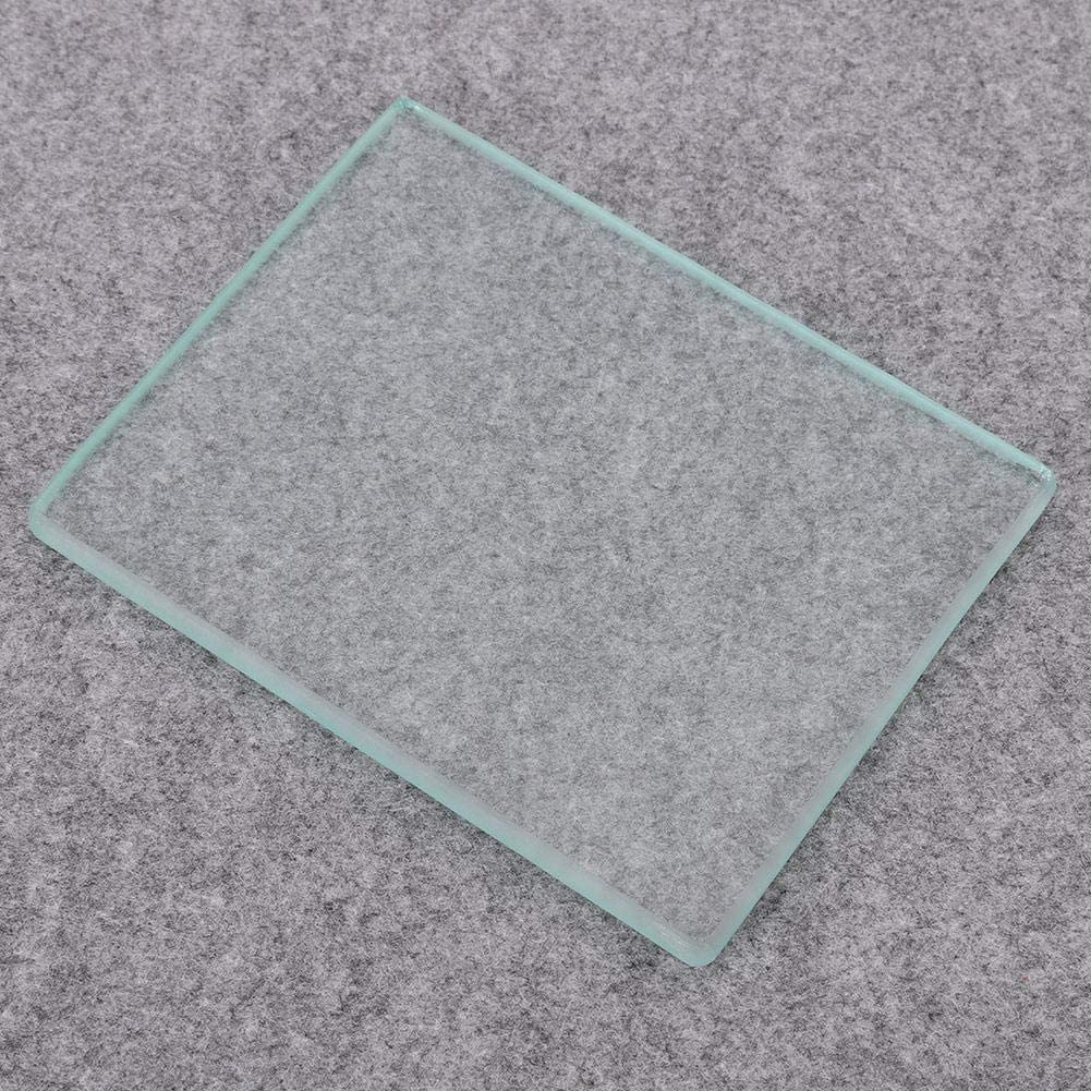 Outils dartisanat du cuir Polissage du cuir Polissage du verre tremp/é Brunissoir Outils dartisanat du cuir 130 x 100 x 8 mm