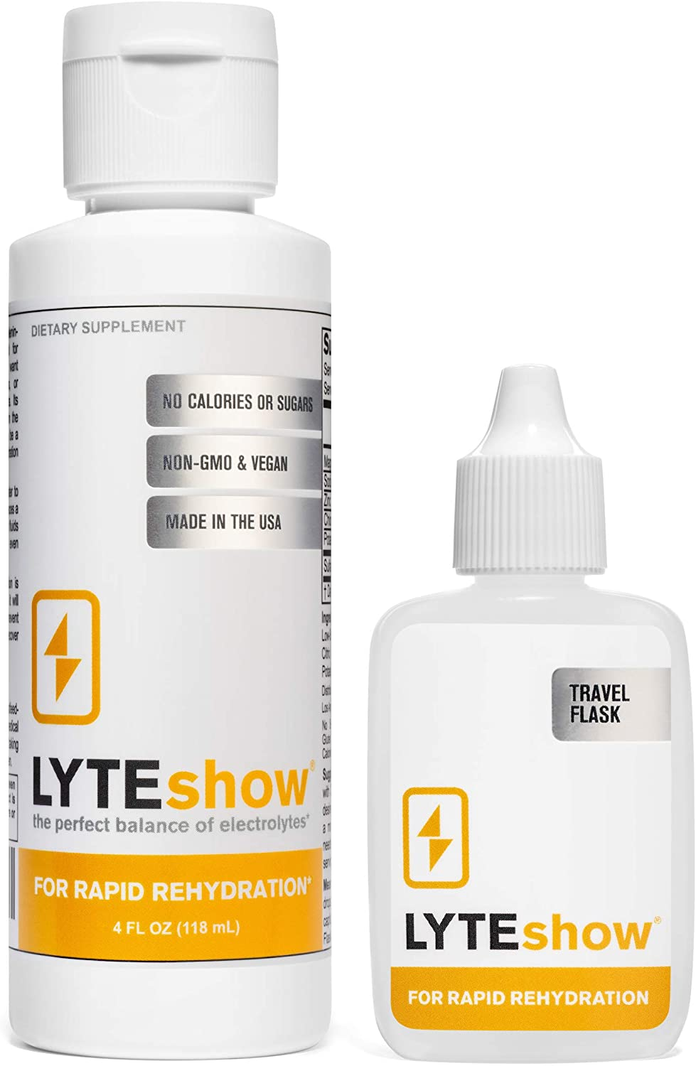 LyteShow Sugar-Free Electrolyte Supplement