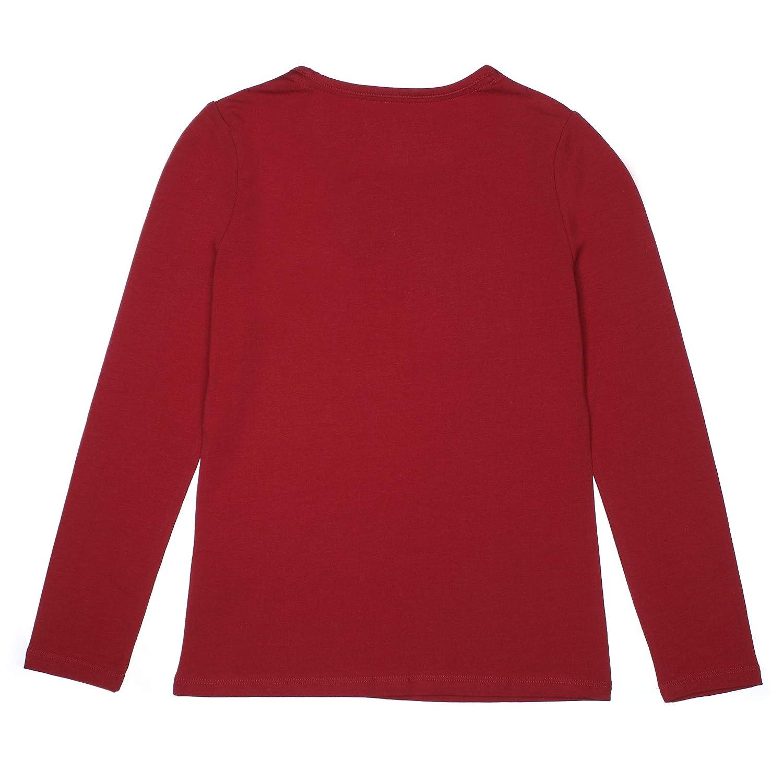 Fille Pepe Jeans Hana Glitter L/S T-Shirt Fille Vêtements..