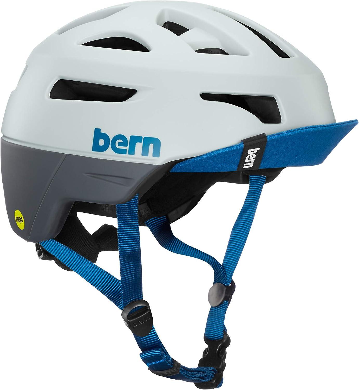 Bern MIPS commuter bike helmet