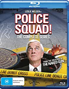 Police Squad - The Complete Series - Blu-ray
