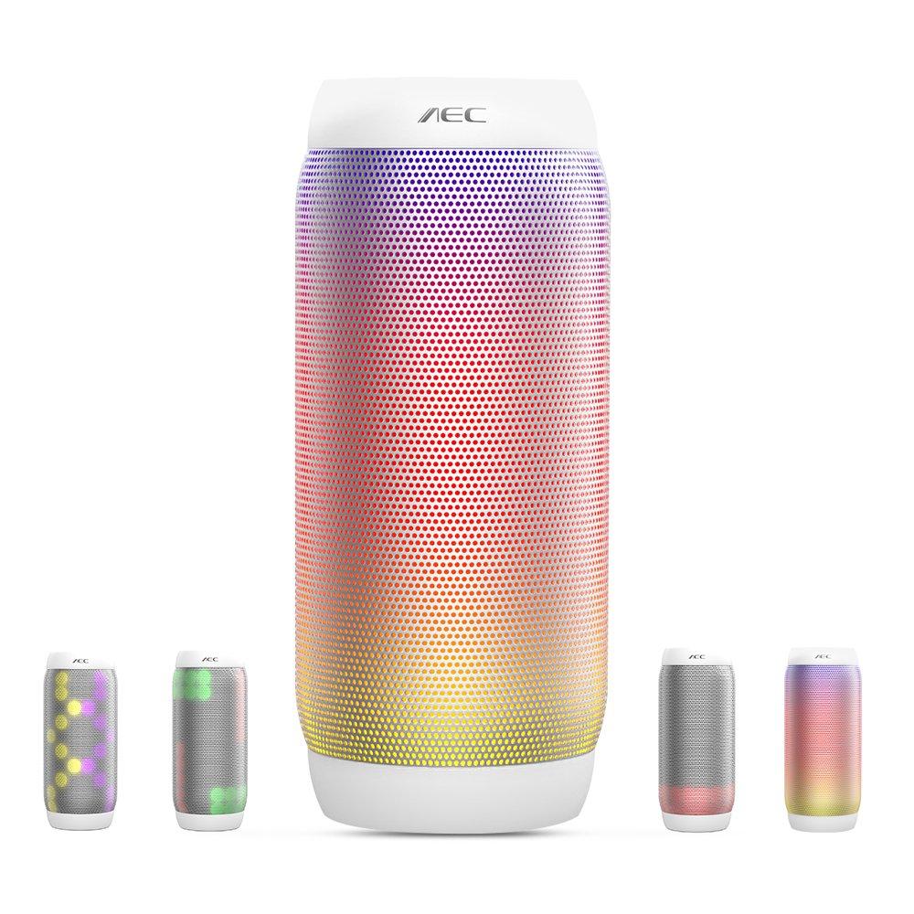 Life-Plus LED Lautsprecher, Wireless Bluetooth
